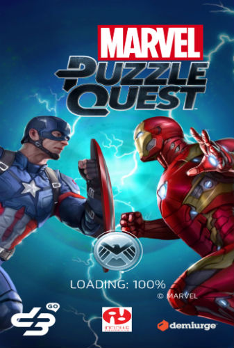 Marvel Puzzle Quest_poster