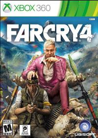 Poster Far Cry 4