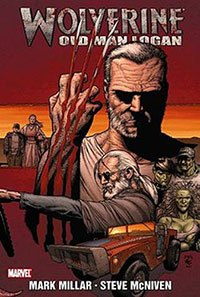 Old Man Logan capa