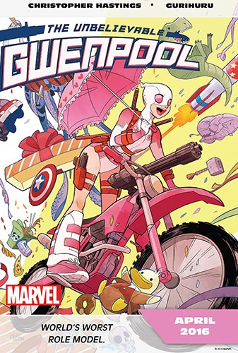 Unbelievable Gwenpool_capa