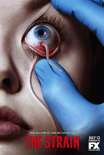 The Strain_poster