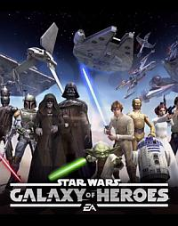 Poster Star Wars Galaxy of Heroes